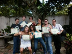May 2019 TEFL Course