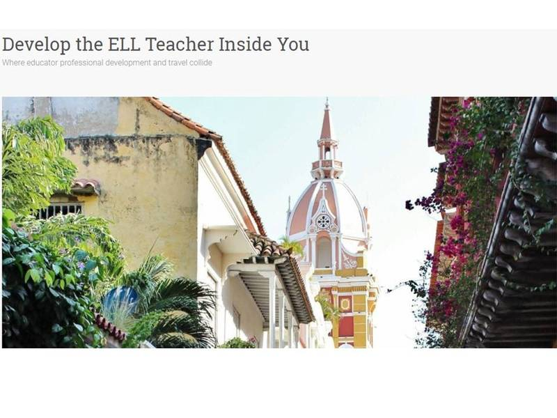 Develop the ELL Teacher Inside You