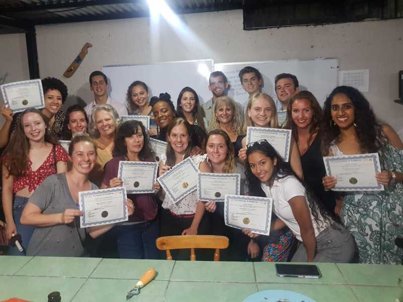 May/June 2020 TEFL Course