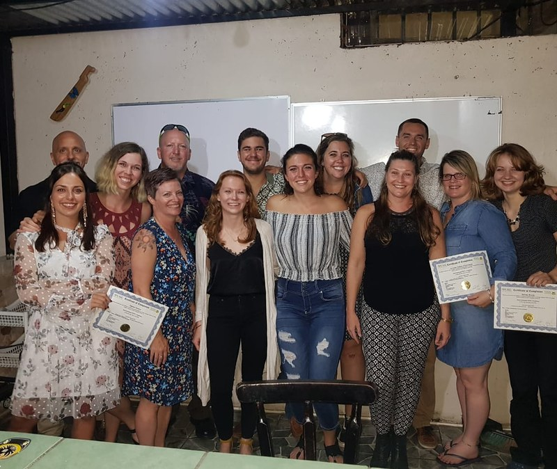 August 2020 TEFL Course