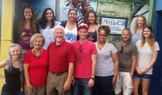 Who Takes the TEFL Course in Costa Rica?