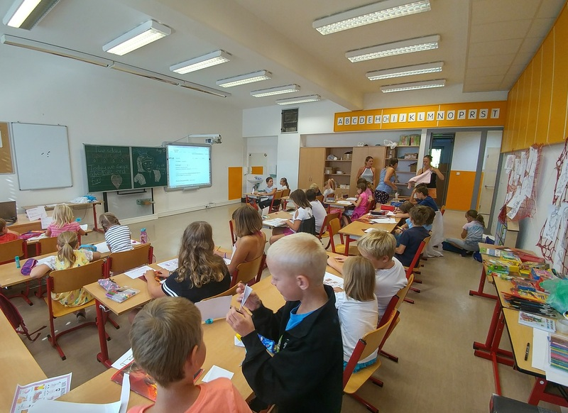 Teaching English at Summer Camps